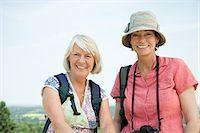 Female ramblers Stock Photo - Premium Royalty-Freenull, Code: 6114-06610307