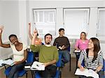 Students in a lesson Stock Photo - Premium Royalty-Free, Artist: Cultura RM, Code: 6114-06610560