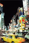 Shibuya at night Stock Photo - Premium Royalty-Free, Artist: Westend61, Code: 6114-06610887