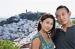 Couple on holiday Stock Photo - Premium Royalty-Free, Artist: Robert Harding Images, Code: 6114-06611001