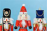 Toy soldiers and santa claus Stock Photo - Premium Royalty-Free, Artist: Robert Harding Images, Code: 6114-06611688
