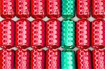 Christmas crackers Stock Photo - Premium Royalty-Free, Artist: Blend Images, Code: 6114-06611696