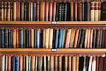 Bookcase Stock Photo - Premium Royalty-Free, Artist: ableimages, Code: 6114-06612179
