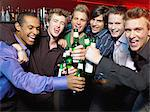 Men drinking in a bar Stock Photo - Premium Royalty-Free, Artist: Cultura RM, Code: 6114-06613222