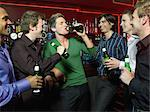 Men drinking in a bar Stock Photo - Premium Royalty-Free, Artist: RelaXimages, Code: 6114-06613253