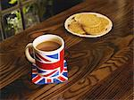 Tea and biscuits Stock Photo - Premium Royalty-Free, Artist: Science Faction, Code: 6114-06613530