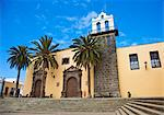 San Francisco square in Garachico. Stock Photo - Premium Royalty-Free, Artist: Blend Images, Code: 6106-06613723