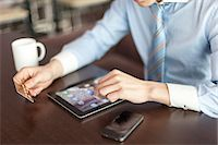 person on phone with credit card - online shopping with tablet PC and credit card Stock Photo - Premium Royalty-Freenull, Code: 6106-06614500