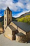 Romanesque church of Boi Valley. Stock Photo - Premium Royalty-Freenull, Code: 6106-06614715