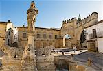 Baeza, Spain. Plaza del Popolo. Stock Photo - Premium Royalty-Free, Artist: Jon Arnold Images, Code: 6106-06614901