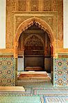 Saadian Tombs, Medina, Marrakesh, Morocco, North Africa, Africa Stock Photo - Premium Rights-Managed, Artist: Robert Harding Images, Code: 841-06616475