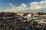 Jemaa El Fna, Medina, Marrakesh, Morocco, North Africa, Africa Stock Photo - Premium Rights-Managed, Artist: Robert Harding Images, Code: 841-06616499