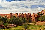 Kasbah of Ait-Benhaddou, UNESCO World Heritage Site, Morocco, North Africa, Africa Stock Photo - Premium Rights-Managed, Artist: Robert Harding Images, Code: 841-06616523