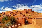 Kasbah of Ait-Benhaddou, UNESCO World Heritage Site, Morocco, North Africa, Africa Stock Photo - Premium Rights-Managed, Artist: Robert Harding Images, Code: 841-06616526
