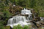 Tvindefossen waterfall, Tvinde near Voss, Hordaland, Norway, Scandinavia, Europe Stock Photo - Premium Rights-Managed, Artist: Robert Harding Images, Code: 841-06616553