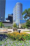 Market Square Park, Houston, Texas, United States of America, North America Stock Photo - Premium Rights-Managed, Artist: Robert Harding Images, Code: 841-06616607
