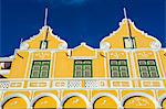 The colourful Dutch houses at the Sint Annabaai in Willemstad, UNESCO World Heritage Site, Curacao, ABC Islands, Netherlands Antilles, Caribbean, Central America Stock Photo - Premium Rights-Managed, Artist: Robert Harding Images, Code: 841-06616793