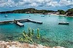 Bay of Kleine St. Michel in Curacao, ABC Islands, Netherlands Antilles, Caribbean, Central America Stock Photo - Premium Rights-Managed, Artist: Robert Harding Images, Code: 841-06616805