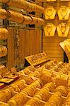 Gold in the Gold Souk, Dubai, United Arab Emirates, Middle East Stock Photo - Premium Rights-Managed, Artist: Robert Harding Images, Code: 841-06616871