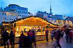 Christmas Market stall, Dortmund, North Rhine-Westphalia, Germany, Europe Stock Photo - Premium Rights-Managed, Artist: Robert Harding Images, Code: 841-06616943