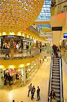 Thier Gallery, Shopping Centre at Christmas, Dortmund, North Rhine-Westphalia, Germany, Europe Stock Photo - Premium Rights-Managed, Artist: Robert Harding Images, Code: 841-06616949