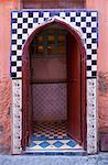 Ornate arched doorway with tiles Stock Photo - Premium Royalty-Free, Artist: Robert Harding Images, Code: 649-06622275
