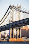 Brooklyn Bridge in New York City Stock Photo - Premium Royalty-Free, Artist: Robert Harding Images, Code: 614-06624771