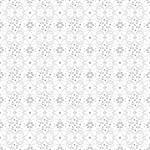 Beautiful background of seamless floral pattern Stock Photo - Royalty-Free, Artist: inbj                          , Code: 400-06627729