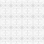 Beautiful background of seamless floral pattern Stock Photo - Royalty-Free, Artist: inbj                          , Code: 400-06627852