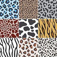 snake skin - seamless animal skin fabric pattern Stock Photo - Royalty-Freenull, Code: 400-06630429