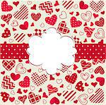 Happy Valentine's Day Stock Photo - Royalty-Free, Artist: lemony                        , Code: 400-06630831