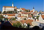 Mikulov, Czech Republic Stock Photo - Royalty-Free, Artist: phbcz                         , Code: 400-06640136