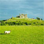 Rock of Cashel, County Tipperary, Ireland Stock Photo - Royalty-Free, Artist: phbcz                         , Code: 400-06640153