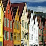 Bergen, Norway Stock Photo - Royalty-Free, Artist: phbcz                         , Code: 400-06640171