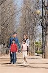Family walking Stock Photo - Premium Royalty-Free, Artist: Oriental Touch, Code: 6114-06650159