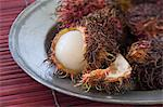 Rambutan Stock Photo - Premium Royalty-Free, Artist: Photocuisine, Code: 6114-06653379