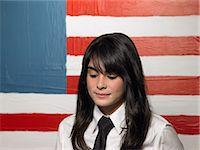Sad teenage girl Stock Photo - Premium Royalty-Freenull, Code: 6114-06655873