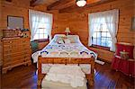 Traditional children bedroom Stock Photo - Premium Royalty-Free, Artist: ableimages, Code: 693-06667896