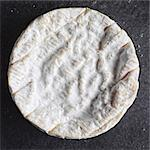 A whole Camembert on a slate slab Stock Photo - Premium Royalty-Free, Artist: Robert Harding Images, Code: 659-06671457