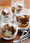 German Chocolate Sundaes in Glasses Stock Photo - Premium Royalty-Free, Artist: Aflo Relax, Code: 659-06671665