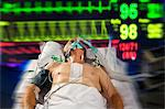 Intensive care patient. Stock Photo - Premium Royalty-Free, Artist: F1Online, Code: 679-06674174