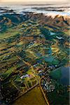 Aerial view of wine country near Pokolbin, Hunter Valley, New South Wales, Australia Stock Photo - Premium Rights-Managed, Artist: R. Ian Lloyd, Code: 700-06675084