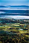 Aerial view of wine country near Pokolbin, Hunter Valley, New South Wales, Australia Stock Photo - Premium Rights-Managed, Artist: R. Ian Lloyd, Code: 700-06675092