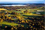 Aerial view of wine country near Pokolbin, Hunter Valley, New South Wales, Australia Stock Photo - Premium Rights-Managed, Artist: R. Ian Lloyd, Code: 700-06675093