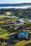 Aerial view of a golf course and housing estate in wine country near Pokolbin, Hunter Valley, New South Wales, Australia Stock Photo - Premium Rights-Managed, Artist: R. Ian Lloyd, Code: 700-06675099