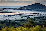 Early morning mist over farming country near Berry, New South Wales, Australia Stock Photo - Premium Rights-Managed, Artist: R. Ian Lloyd, Code: 700-06675112