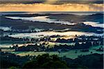 Early morning mist over farming country near Berry, New South Wales, Australia Stock Photo - Premium Rights-Managed, Artist: R. Ian Lloyd, Code: 700-06675113