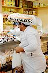 South America, Brazil, Sao Paulo, hand made Italian bread for sale at the Casa do Pao Italiano bakery in the Sao Paulo Municipal Market in the city centre Stock Photo - Premium Rights-Managed, Artist: AWL Images, Code: 862-06676027