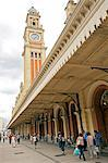 South America, Brazil, Sao Paulo, Luz railway station Stock Photo - Premium Rights-Managed, Artist: AWL Images, Code: 862-06676054