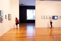 exhibition - South America, Brazil, Sao Paulo; the interior of the Estacao Pinacoteca art gallery in Luz Stock Photo - Premium Rights-Managednull, Code: 862-06676098